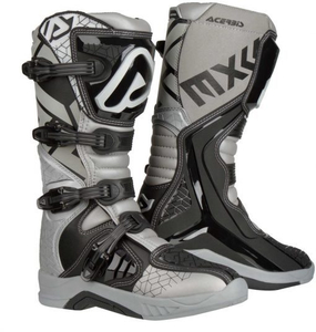 Buty crossowe Acerbis X-team Szare HIT